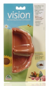 Vision Terracotta Food/Water Dish, suitable for models S01/02, M01/02/11/12 & L01/02/11/12