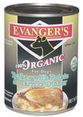 Evanger's Organic Turkey with Potato and Carrots Dinner Case of 12 / 13.2 oz Cans