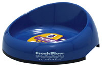 Fresh Flow Pet Dish - Large Blue (Petmate)