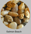 Salmon Beach Wonder Rock 10 lb Bag by Kordon