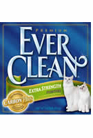 Everclean Clean Extra Strength Scented Cat Litter 14 Lb Box