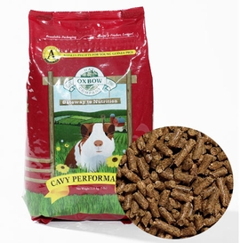 Oxbow Pet Products Cavy Cuisine Guinea Pig 10 Lb Bag