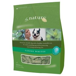 By Nature Natural Canine Whites Dog Biscuits 24-oz bag
