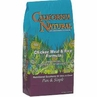 California Natural Chicken Meal and Rice Dry Puppy Food 30 lb bag