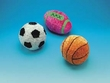 Velvet Sportballs Basketball Plush Toy