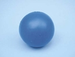 Rubber Dog Toy Solid Ball 2 5 Inch