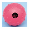 Rubber Dog Toy Pimple Ball 2 Inch