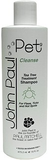 John Paul Pet Tea Tree Treatment Shampoo 16 oz. Bottle