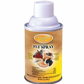 CB  Country Vet Metered Fly Spray  (formerly CB Purge III) CASE of 12