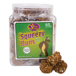 Uncle Jimmy's Squeezy Buns 11 oz - 15 pieces