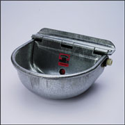 Galvanized Automatic Waterer