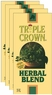 Triple Crown Herbal Blend Horse Feed 4x50lb Bag Deal