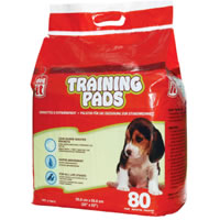 Hagen Dogit Training Pads 80-Packet