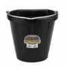 DuraFlex Rubber 18 Qt Flat Back Bucket