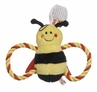 Dogit Happy Luv Toy - Bee, Large