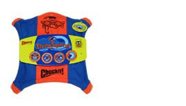 Chuckit! Flying Squirrel fetch game Large