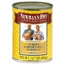 Newman's Own Organics Turkey / Rice Dog 12 / 12 oz Can