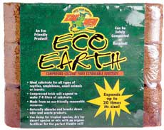 Zoo Med� Eco Earth Coconut Fiber Substrate 3 pk #EE-20
