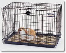 Rabbit Resort - Indoor Rabbit Cage Large - 37 x 18 x 21