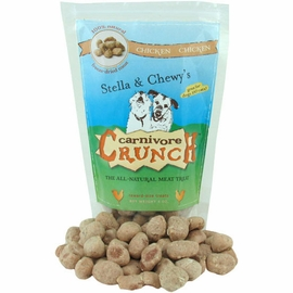 Stella & Chewy's Carnivore Crunch, Chicken, 4 ounce (12 count)