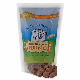 Stella & Chewy's Carnivore Crunch, Duck, 4 ounce (12 count)