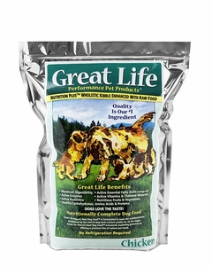 Great Life Chicken Dog Food 8 Lbs