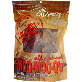Old West Moo Moo Qs 10 oz Bag