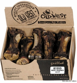 Old West Beef Shank Bone 10 Ct