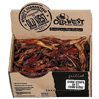 Old West Chew Strips / Tendons 50 Ct
