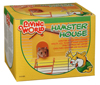 (H79) Living World Hamster House, w/Step Ladder