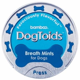 DogToids Breath Mints for Dogs