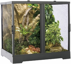 "Exo-Terra Metal Screen Terrarium 18""x18""x18"""