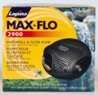 Hagen Laguna Max-Flo 2900 Electronic Waterfall & Filter Pump