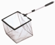Hagen Mini Pond Skimmer Net, 8�x6�/14�-24� Telescopic Handle