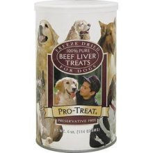 Gimborn Treat Freeze Dried Liver 4 oz