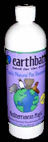Earthbath Mediterranean Magic Shampoo 16oz Bottle