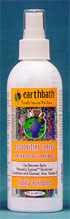 Earthbath Between Bath Deodorizing Vanilla and Almond Spritz 8oz