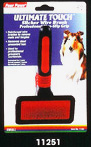 Four Paws Ultimate Touch Slicker Wire Brush for small dogs