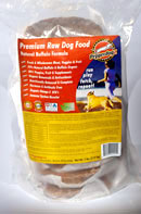 Pepperdogz Buffalo Dog Patties 5 lbs