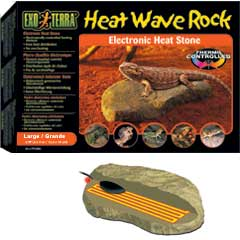 Exo-Terra Heatwave Rock, Large, UL