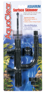 Aqua Clear Surface Skimmer (Blister Packed)