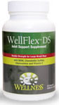 Wellness WellFlex DS Double Strength Supplement 60ct Bottle for Dogs