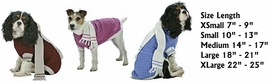 Fashion Pet Sweater N Scarf Small