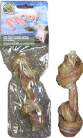 Free Range Dog Chews Bully Jr. Medium Knotted Bone