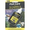 Aquarium Products Conditioner Fish Care for Dummies Tap Water .75 oz
