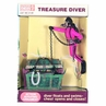 Treasure Diver Action Aerating Aquarium Ornament by Penn Plax - assorted colors
