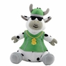 Hagen Dogit Luvz Plush Cow Toy Cheerleader Cow