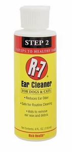Gimborn Rem R-7 Ear Cleaner 4 oz