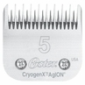 Oster Size 5 Skip Tooth Cryogen-X Blade w/ Agion Coating 78919-066
