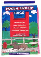 Kyjen Pooch Pick-Up Bags 35 ct.